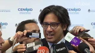 El ministro de Justicia, Germán Garavano, consideró que eso daría mas garantías constitucionales en la investigación que la involucra