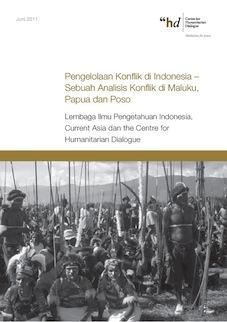 Pengelolaan Konflik di Indonesia