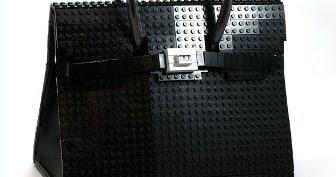 8234af227 Fashion Assistance: Curiosidades: Un bolso Birkin de Hermès hecho con  piezas de Lego