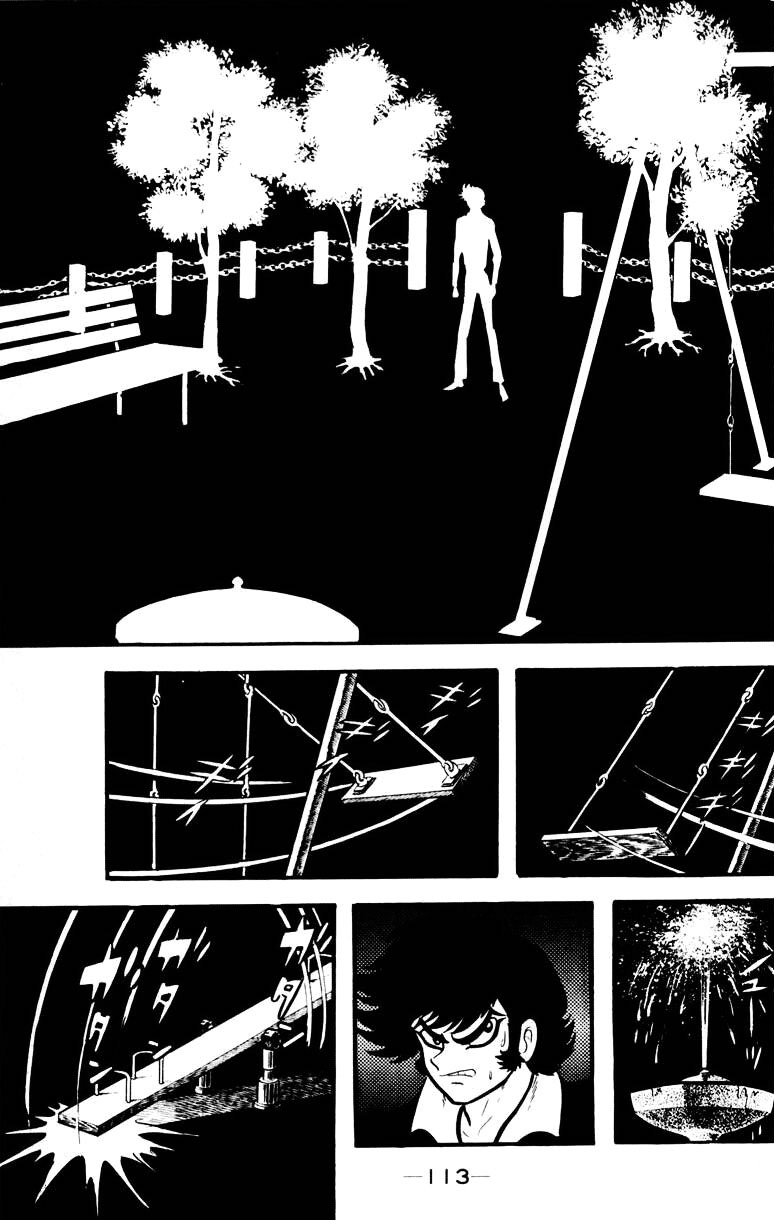 DevilMan chapter 13 trang 2