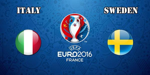 Urmariti meciul Italia - Suedia Live pe DolceSport 1