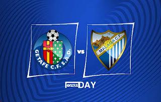Getafe vs Malaga – Highlights