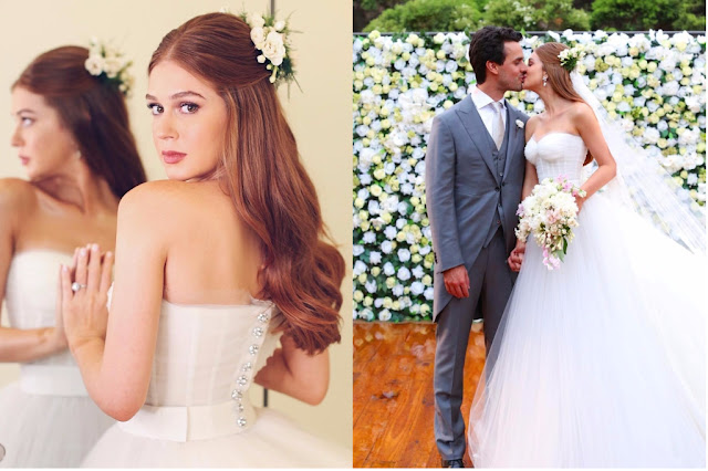 looks do casamento de marina ruy barbosa