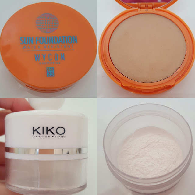 sun foundation fair 01 wjcon invisible powder kiko