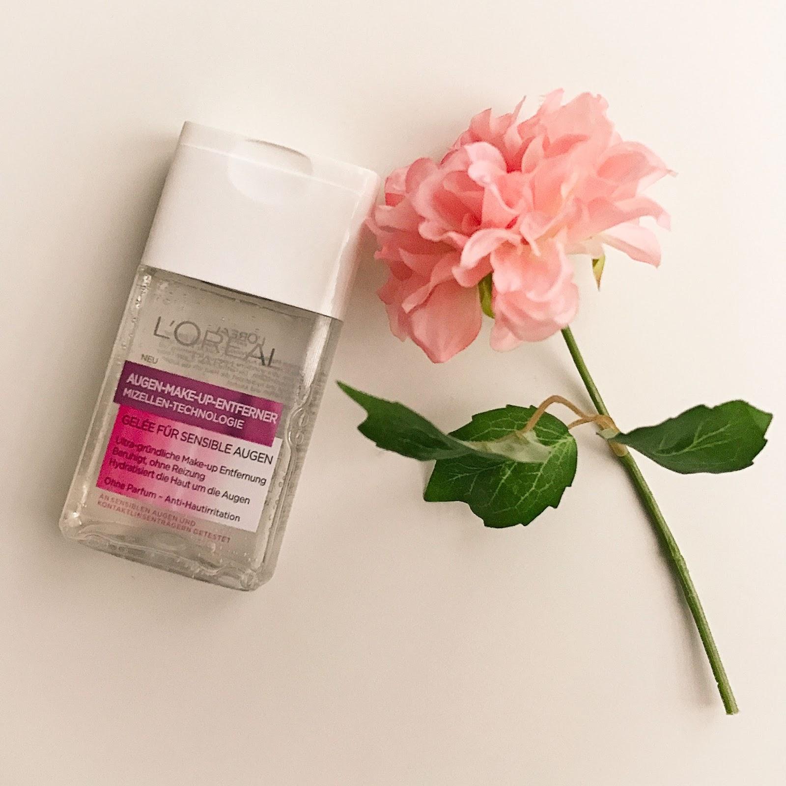 Żel micelarny  L'Oréal, L'Oréal, Ideal Soft Żel micelarny do demakijażu oczu, żel, micelarny, demakijaż oczu,