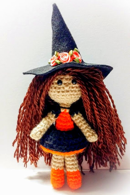 Amvabe Crochet Halloween Witches Crochet Pattern Roundup