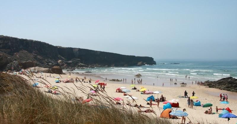 Chronicles from Alentejo | Malhão Beach (Praia do Malhão)