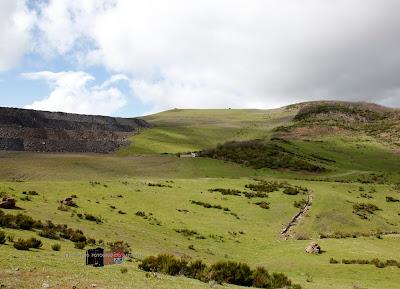 Escombrera de Ciñera (León) restaurada