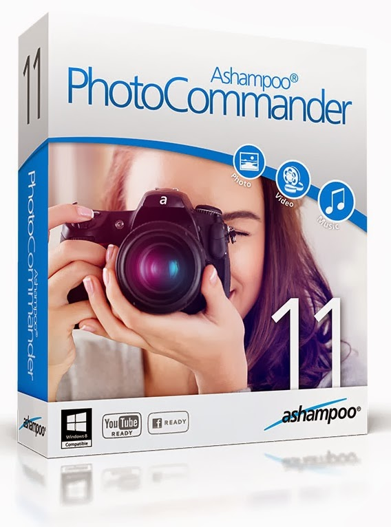 Ashampoo Photo Commander 9 Serial Key