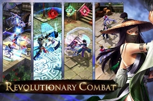 Age of Wushu Dynasty Apk Mod Mana, No Skill Cooldown