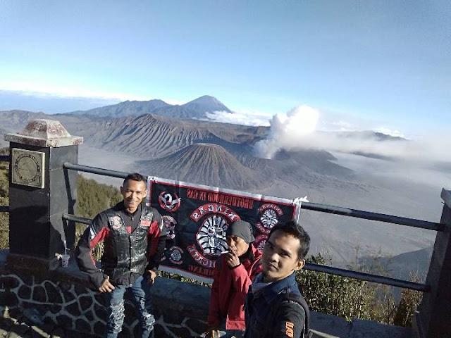Komunitas Motor Bringas MC Palembang