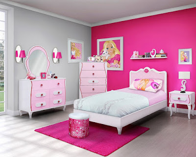 Interior Design Bedroom For Girls