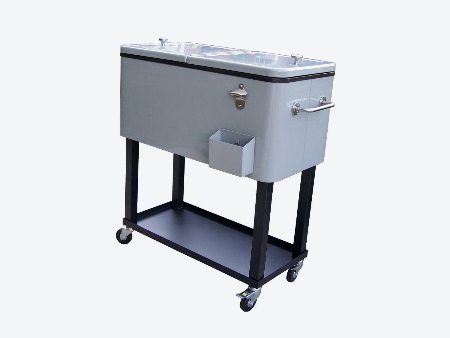 Stainless Steel Cooler: Stainless Steel Patio Cooler