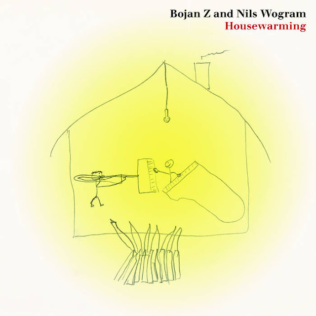 Housewarming Nils Wogram et Bojan Z.