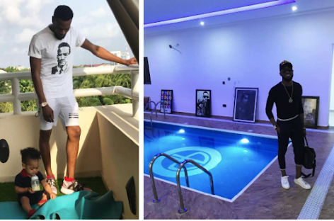 How D'banj's Son Got Drowned In His Swimming Pool (Update)