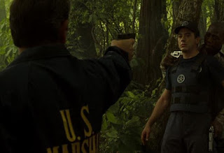 U.S. MARSHALS film - HUNTING WITHOUT TRUCE