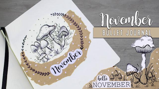 Bullet Journal [Magyar] 2017 November