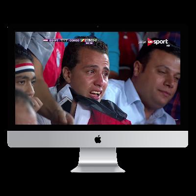 <center>أهداف مباراة مصر vs الكونغو التاريخية وصعود منتخب مصر للمونديال - تصفيات المونديال 2018</center>