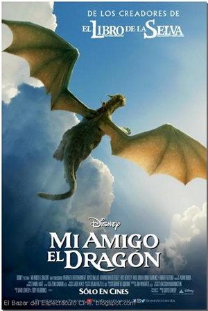 Mi Amigo el Dragón (2016) DVDRip Latino