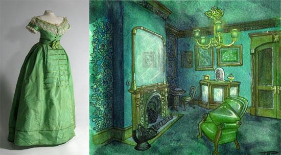 Mistério dos antigos livros venenosos pode finalmente ter sido solucionado - Verde Paris