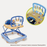 Baby Walker FAMILY FB1868L MAINAN GANTUNG