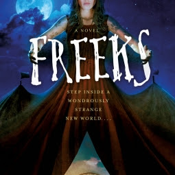 Freeks d'Amanda Hocking