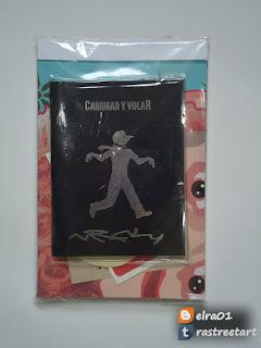 libro Caminar y Volar de Mr. Fly