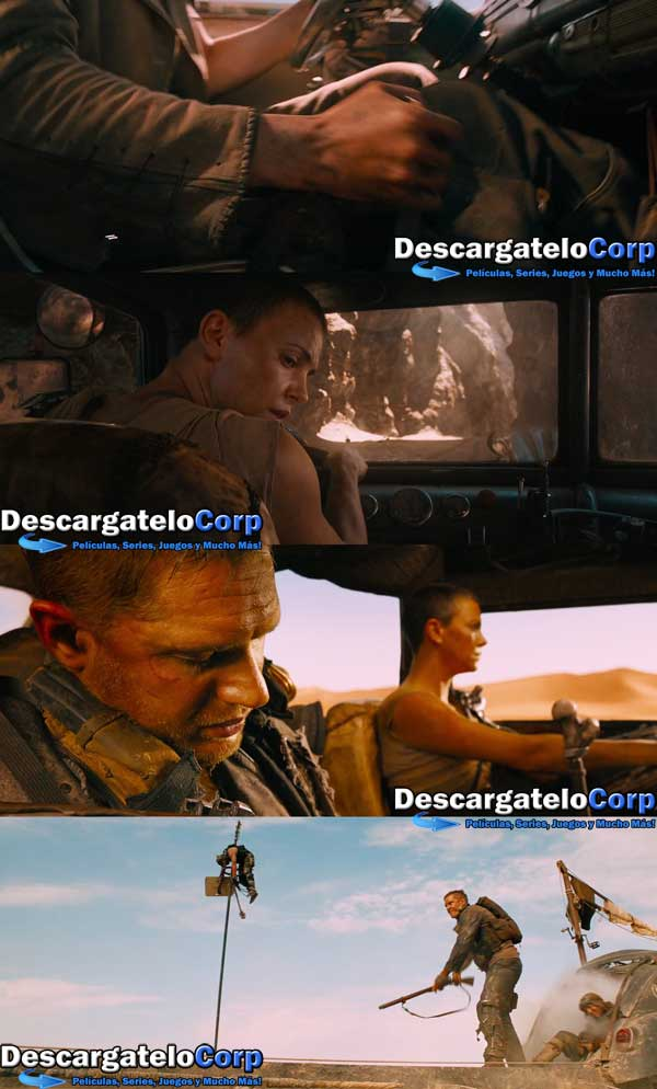 Descargar Mad Max Fury Road HD 1080p Latino