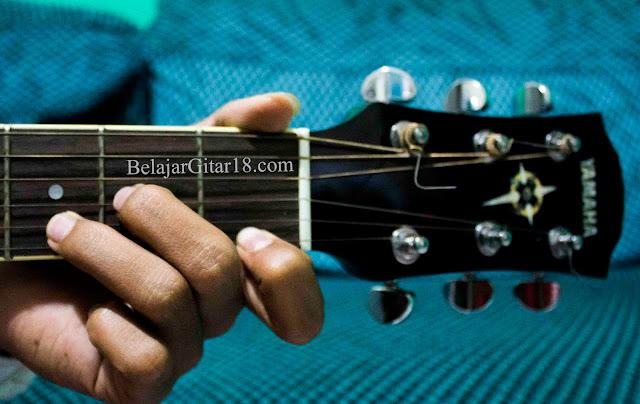 Kunci Dm gitar