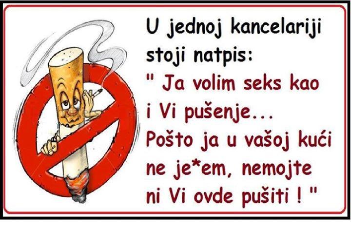 Pro pušenje
