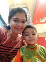 Me & My Son Reyansh