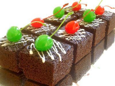 Resep Brownies Praktis Tanpa Mixer Dan Oven