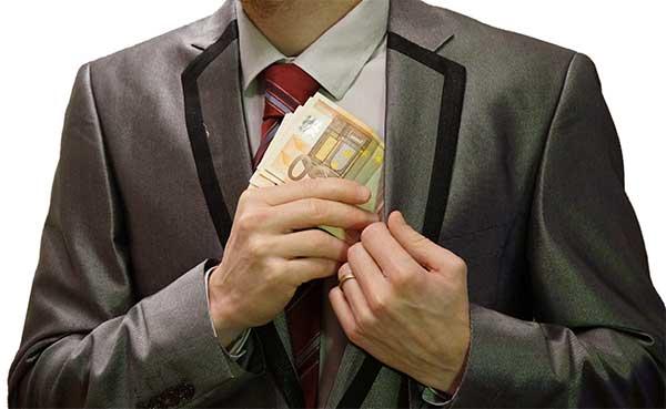 Pengertian Korupsi dan Tindak Pidana