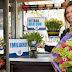 Miljardste contactloze betaling bij bloemenkiosk