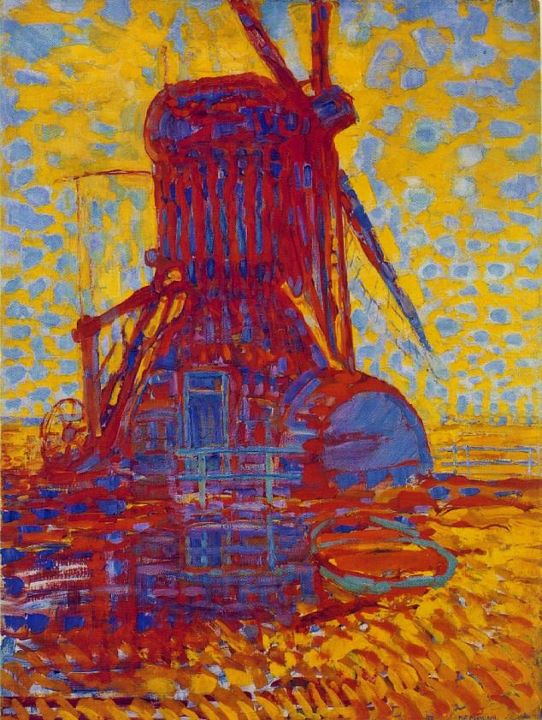 How Many Paintings Did Piet Mondrian Make