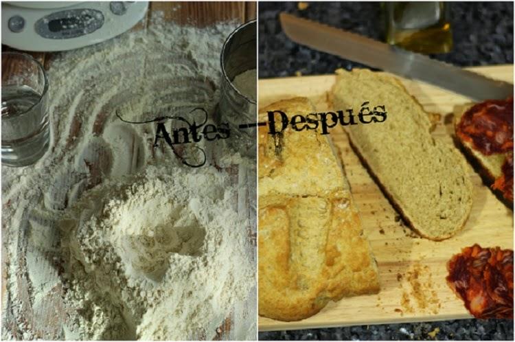 Pan fácil (en bolsa de asar)