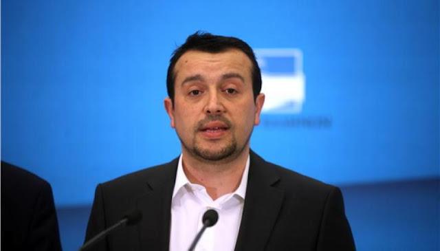 Θεσπρωτία: Στην Ηγουμενίτσα αύριο,ο Υπουργός Ψηφιακής Πολιτικής Νίκος Παππάς