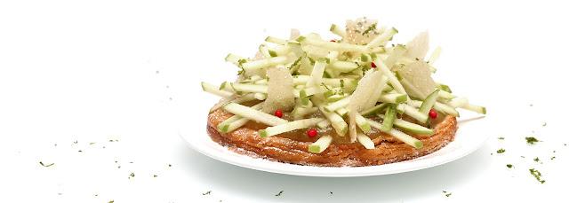 Kréatif tarte aux pommes de Christophe Michalak