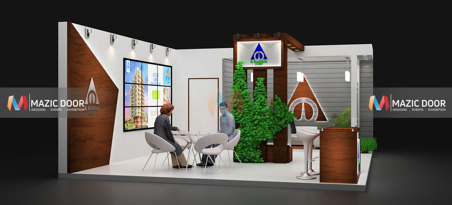Real Estate Exhibition Stall : Exhibition stand design ideas and why they work eventbrite