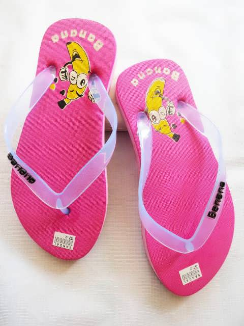 Sandal Spon Super BANANA - Pabrik Sandal Jepit Murah