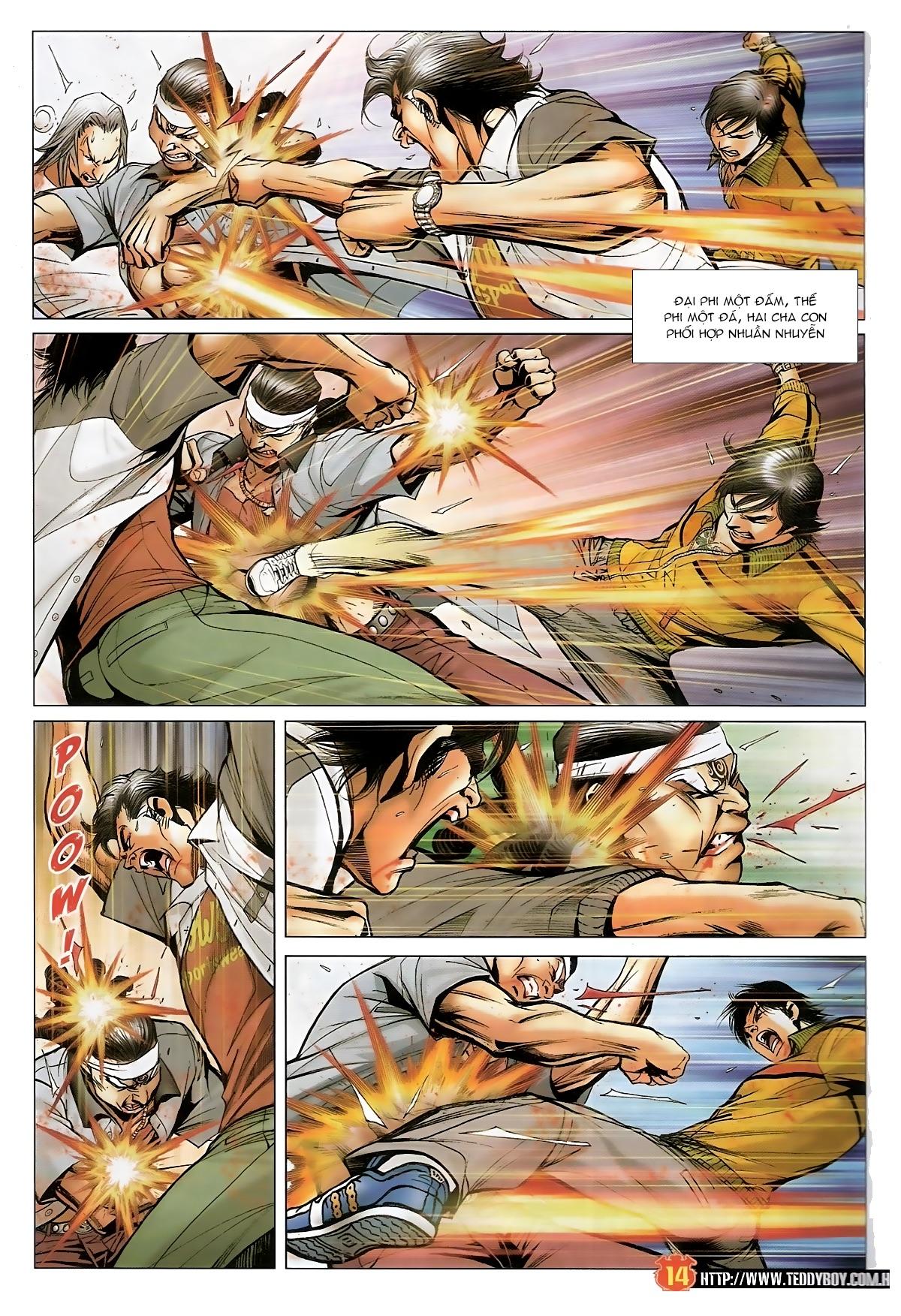 Người Trong Giang Hồ - Chapter 1553: Bệnh cũ tái phát - Pic 13