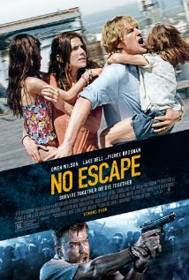 No Escape (2015) หนีตายฝ่านรกข้ามแดน