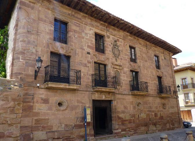 Palacio Conde Torremuzquiz, Ezcaray.