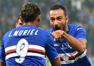 Sampdoria Genoa 2-1 video highlights Serie A