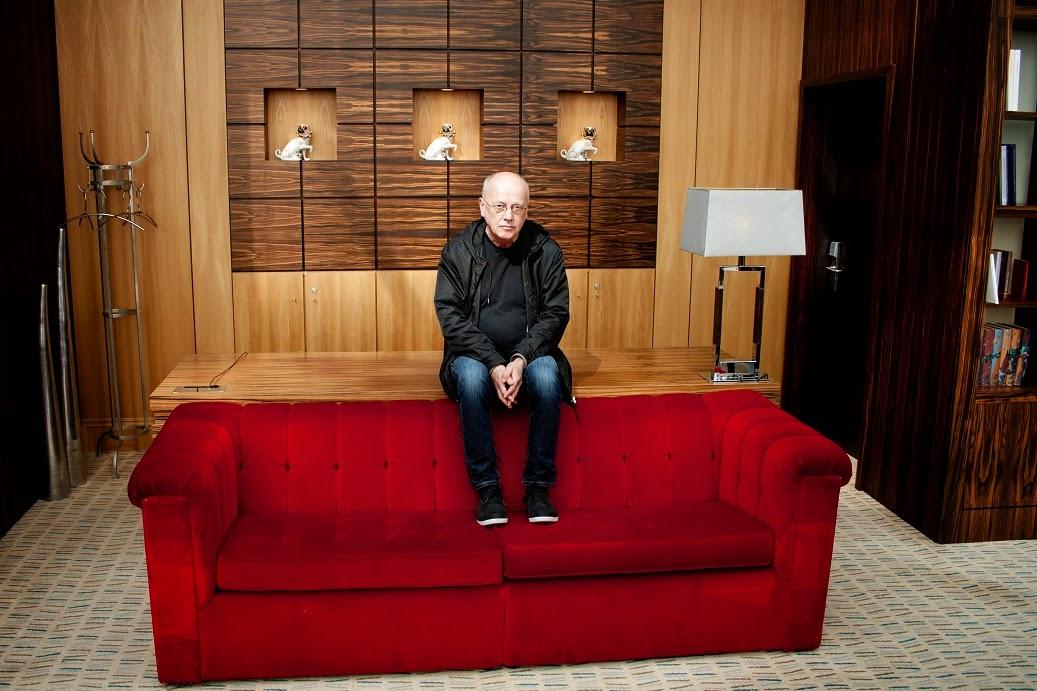 Intercontinental Düsseldorf Horst Wackerbarth Und Die Rote Couch