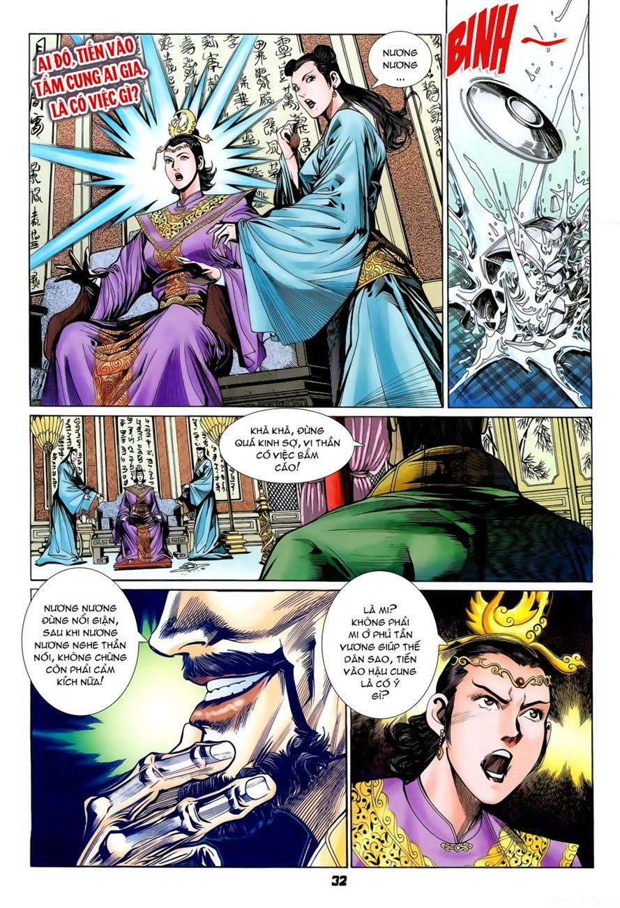 Đại Đường Uy Long chapter 80 trang 3