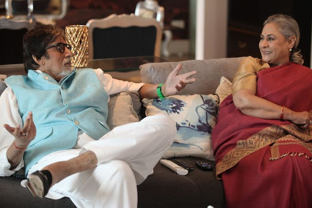 Jaya and Amitabh Bachchan make cameo appearance in R. Balki's Ki & Ka