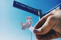Avenida Super Mario Bros. - Redibujando Zaragoza