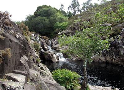 Caldeiras río Castro