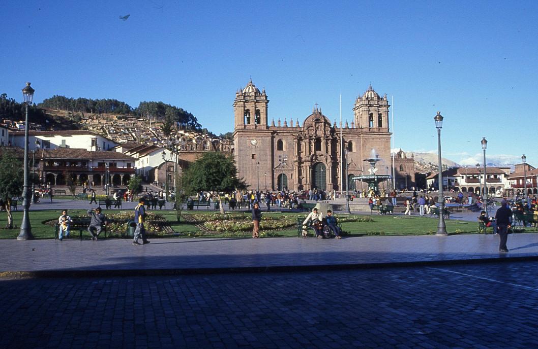 cathédrale Santo Domingo de Cuzco